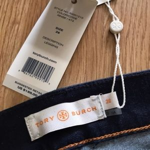 Tory Burch Jeans - 🙋♀️FINAL DROP! NWT Tory Burch Jeans, Sz 26